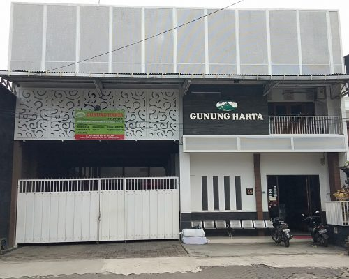 Kantor Pusat Gunung Harta